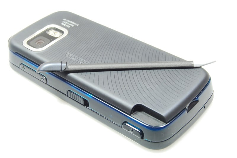 Design du Nokia 5800 XpressMusic