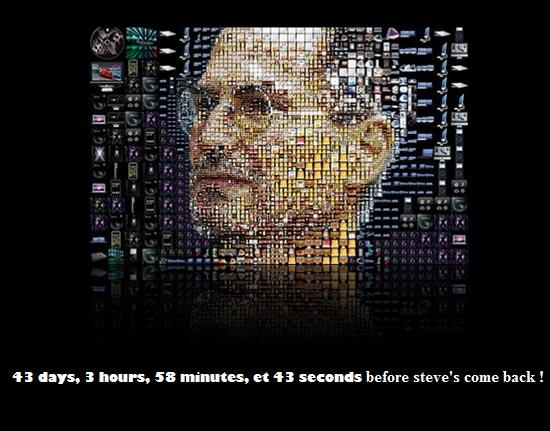 Steve Jobs revient !