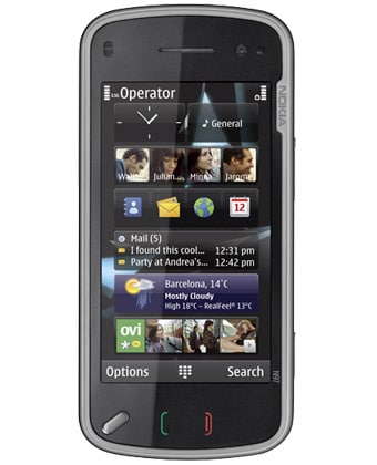 Nokia N97 Noir