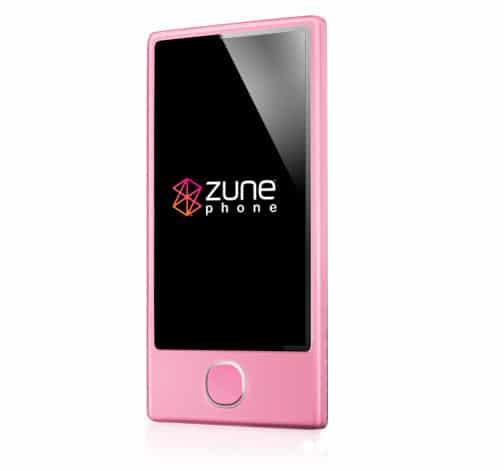 Zune Pink