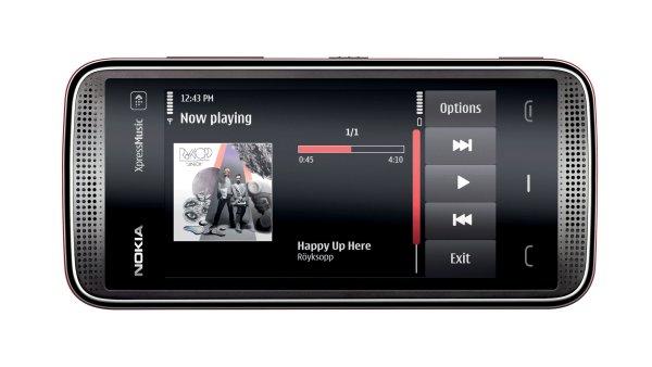 Nokia5530Xpressmusicfront