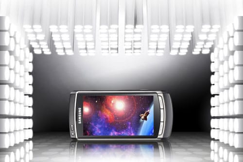 Samsung player HD