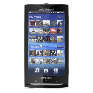 Sony Ericsson Xperia X10
