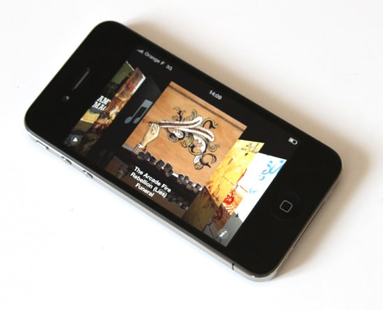 iphone 4 multimedia