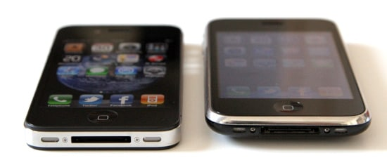 iphone4 vs iphone 3gs
