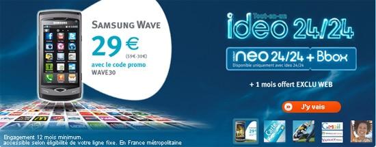 samsung wave bouygues telecom