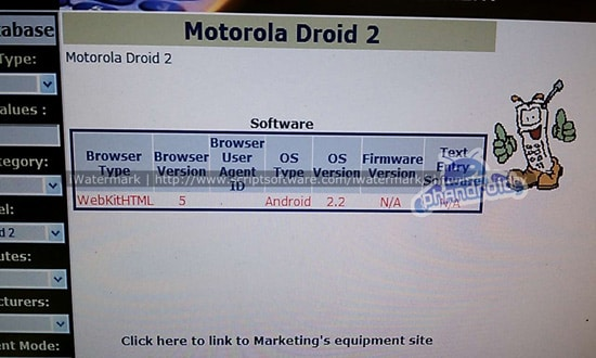 motorola droid 2 android froyo