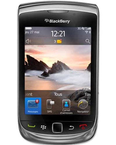 blackberry torch bouygues telecom