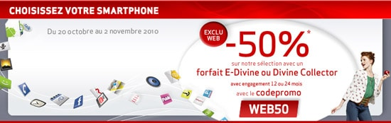 offre 50 reduction