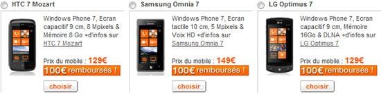 orange windows phone 7