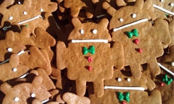 gingerbread four