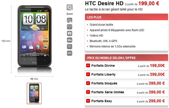 htc desire hd virgin mobile
