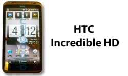 htc incredible hd
