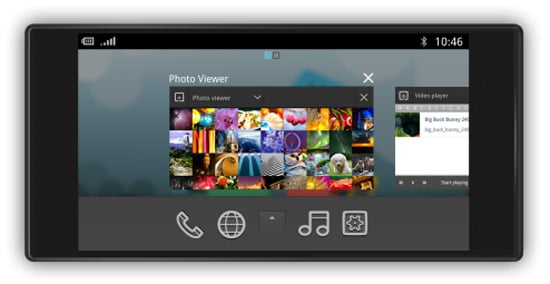 meego smartphone