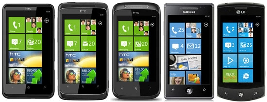 quel windows phone 7