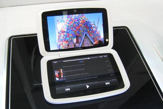 samsung dual display