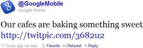 twitter googlemobile