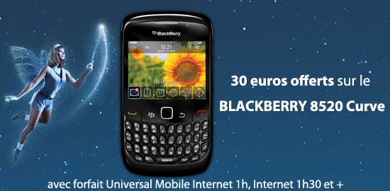 bouygues blackberry curve