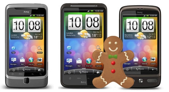htc android gingerbread