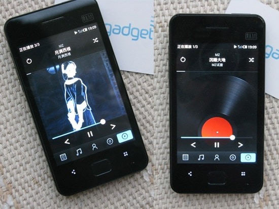 meizu m9 lecteur audio