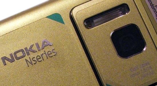 Test du nokia n8 touchmobile for Mp4 qui fait appareil photo