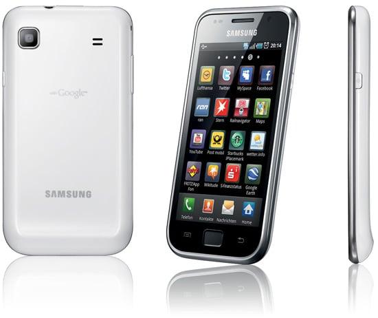 Vos téléphones portables. Samsung-galaxy-s-blanc