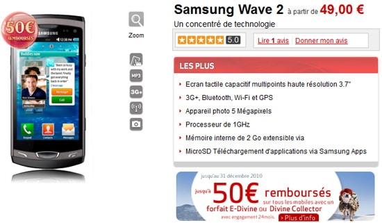 samsung wave 2 virgin mobile