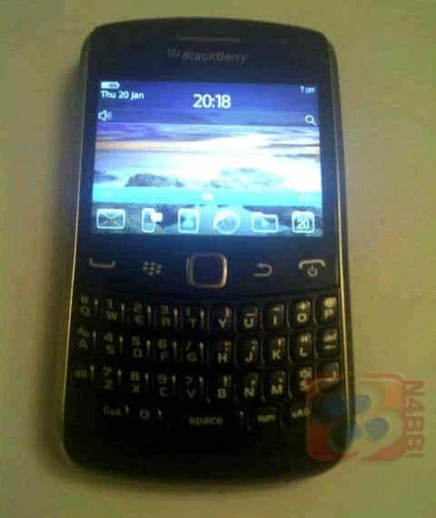 blackberry apollo curve