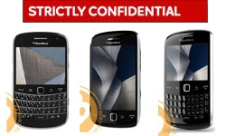 blackberry confidential