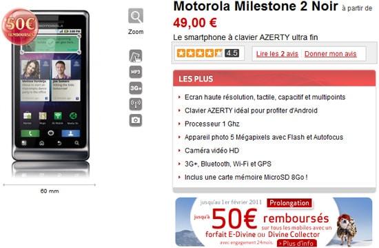 motorola milestone 2 virgin mobile