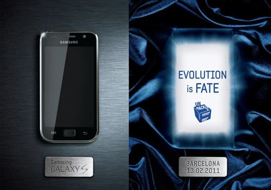 samsung galaxy evolution is fate