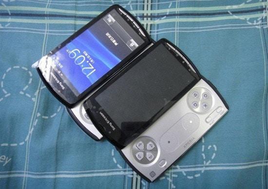 xperia psp phone