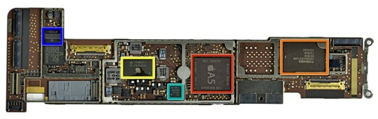 apple iphone 5 a5