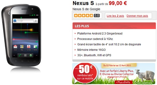 google nexus s virgin mobile