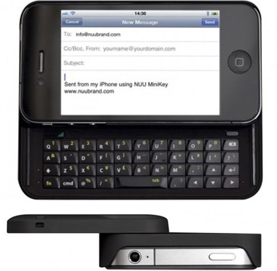 clavier bluetooth iphone 4
