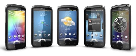 htc sensation smartphone