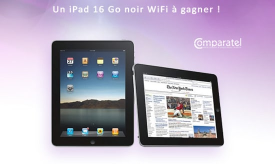 ipad comparatel