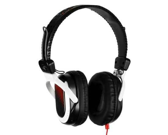 skullcandy double agent rouge noir