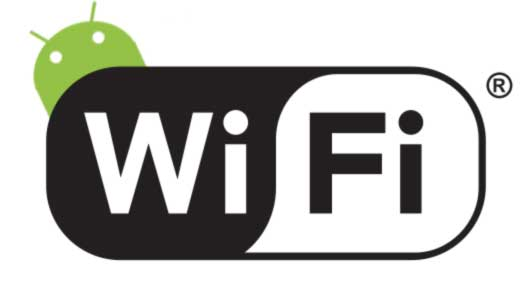 android et logo wifi