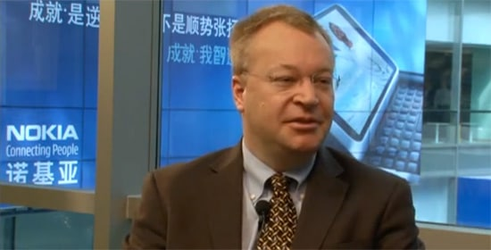 stephen elop interview