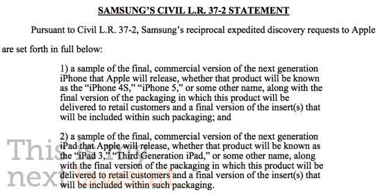 plainte samsung vs apple