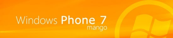 logo windows phone 7 mango
