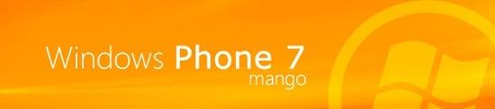 logo windows phone 7 mango