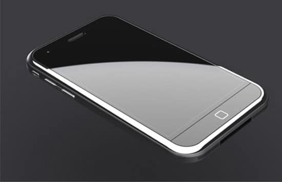 image factice du prochain iphone 5
