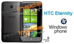 htc eternity windows phone 7
