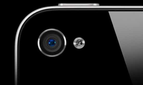 optique possible de l'iphone 5