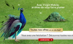virgin mobile forfaits