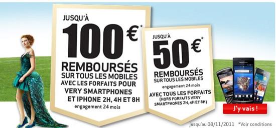 virgin mobile remboursement