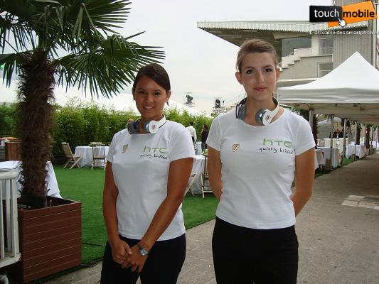 hotesses htc