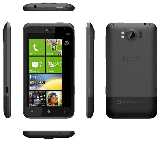 HTC Titan Photo officielle